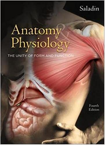 Anatomy & Physiology: The Unity of Form and Function: 9780073316086 ...