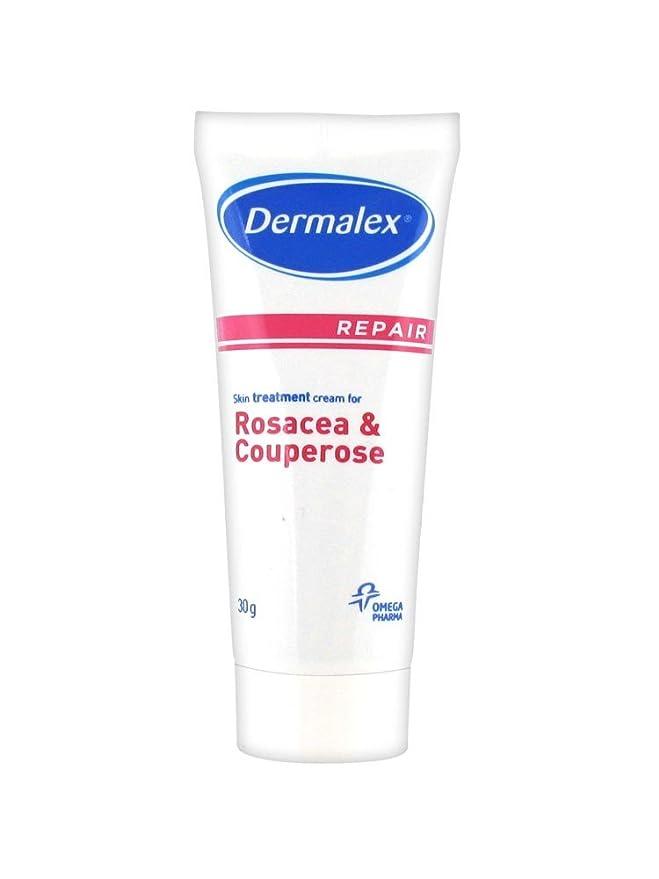 Amazon Com Dermalex Repair Rosacea Dermatological Treatment 30g