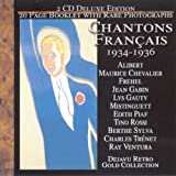 Chantons Fran??ais 1934-1936 (Dejavu Retro Gold Collection) by Maurice Chevalier