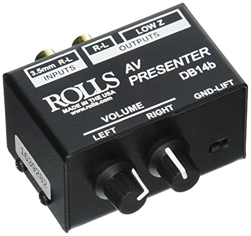 Rolls DB14 AV Presenter