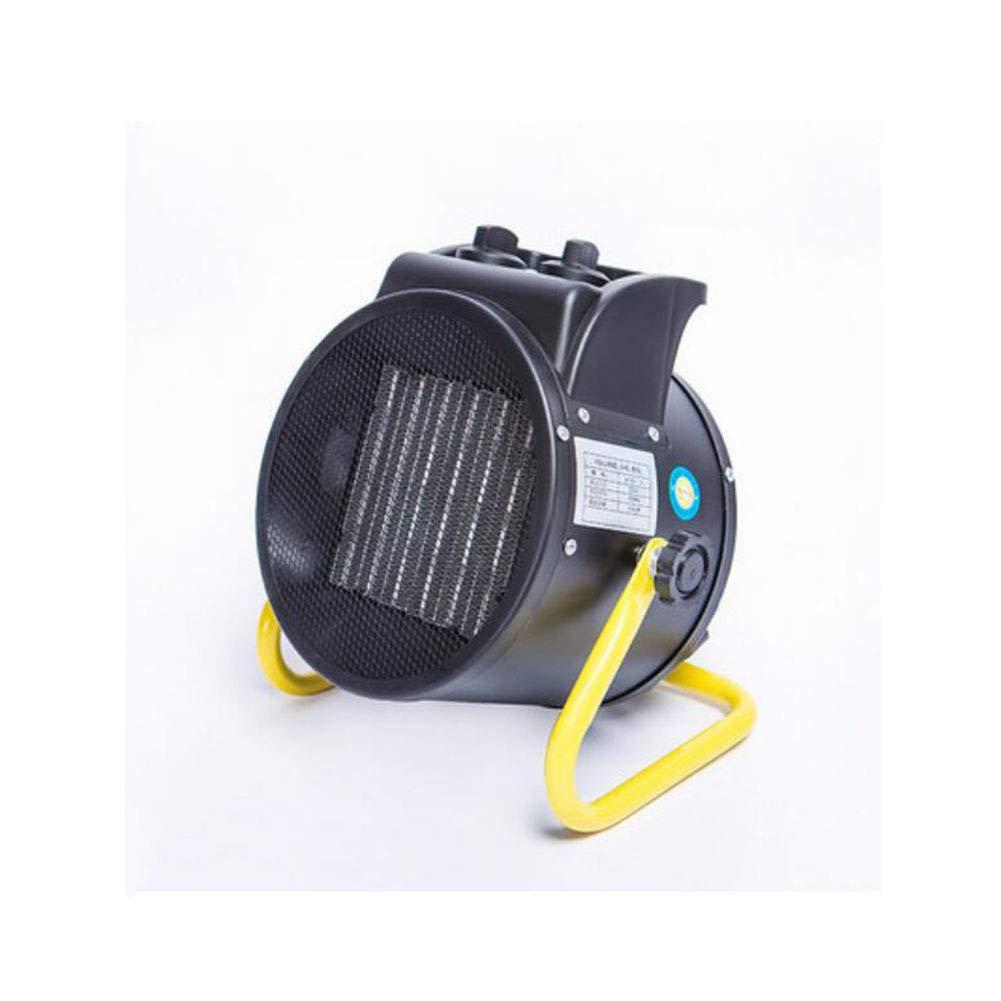 Desconocido FH Calentador Hogar Secador de Aire Caliente de Alta Potencia de Ahorro de energía del hogar Calentador eléctrico Calentador Industrial (Color ...