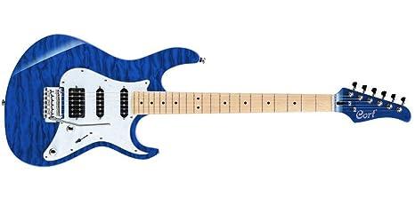 Cort B-001 – 0799 – 0 Guitarra Eléctrica: Amazon.es: Instrumentos ...