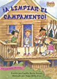 img - for A Limpiar el Campamento (Math Matters) (Spanish Edition) book / textbook / text book