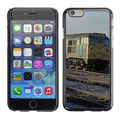 "Premio Sottile Slim Cassa Custodia Case Cover Shell // F00003242 Southcote jonction // Apple iPhone 6 6S 6G 4.7"""