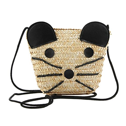 fashion-girls-kids-mouse-straw-bag-summer-beach-tote-messenger-bag