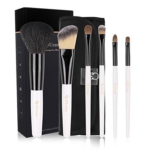 natural hair kabuki brush - 2