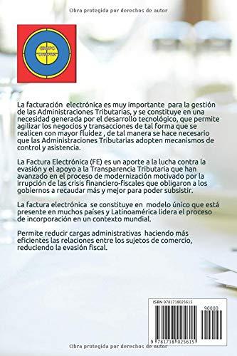 FACTURA ELECTRÓNICA EN EL MUNDO: GUÍA DIDÁCTICA PARA ESTUDIANTES Y USUARIOS (Spanish Edition): DAVID FRANCISCO CAMARGO HERNÁNDEZ: 9781718025615: Amazon.com: ...