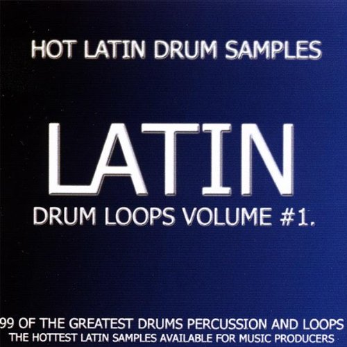 (99 of the Greatest Latin Drums)