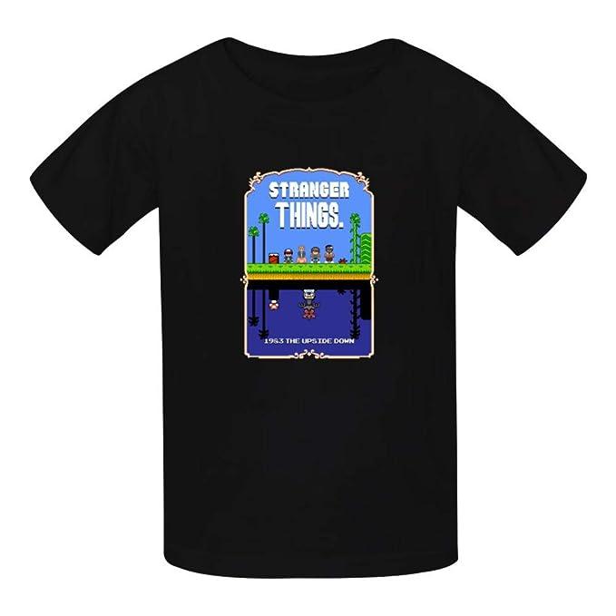 Amazoncom Lisa Cave Stranger Things Mario Bros 2 Pixel Art