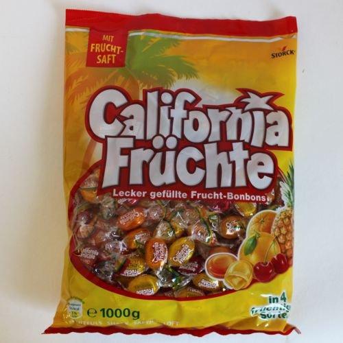 Storck California Früchte 1000g