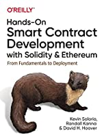 Hands-On Smart Contract Development with Solidity and Ethereum Front Cover