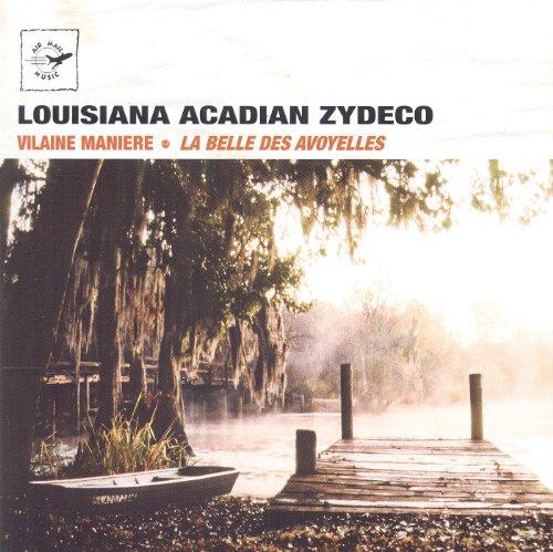 Louisiana Acadian Zydeco by 1-2-3-4 GO