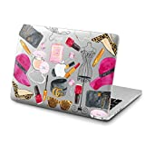 Lex Altern Fashion MacBook Pro 15 inch Hard Cover 2018 Mac Air 13 Case 2017 Apple 11 Retina 12 Chanel Dior Protective 2015 Clear Accessories Plastic 2016 Laptop Girly Print Touch Bar Women Her Gift