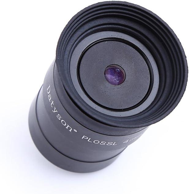 4mm oculaire T/élescope Enti/èrement Enduit HD 1,25 Pouce 4mm Oculaire Plossl Oculaire Lentille pour Accessoire de T/élescope