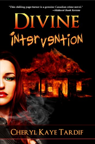A serial arsonist has already murdered three people. Can CFBI agent McLellan use her gifts to stop the murders? Divine Intervention (Divine Trilogy Book 1)  by Cheryl Kaye Tardif
