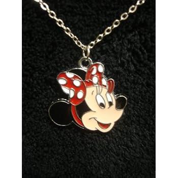Disney minnie mouse best friends jewelry set for Minnie mouse jewelry box