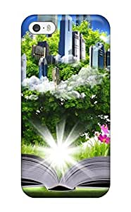 Mary David Proctor Iphone 5/5s Well-designed Hard Case Cover The Story Of A City Protector
