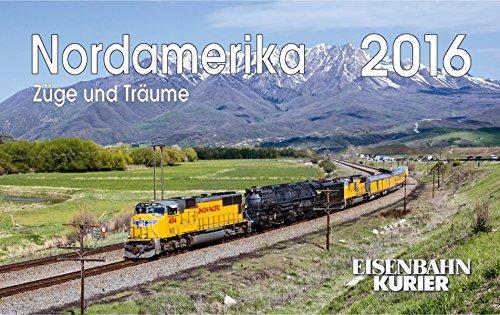 Nordamerika 2016: Züge und Träume