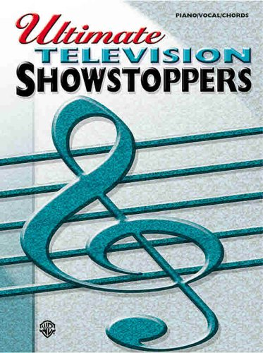 Ultimate Television Showstoppers (Art Bears Original Chicago)