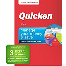 quicken 2018 Deluxe 27-month [Exclusivo]