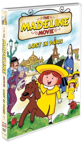 madeline lost in paris dvd buyer's guide for 2019