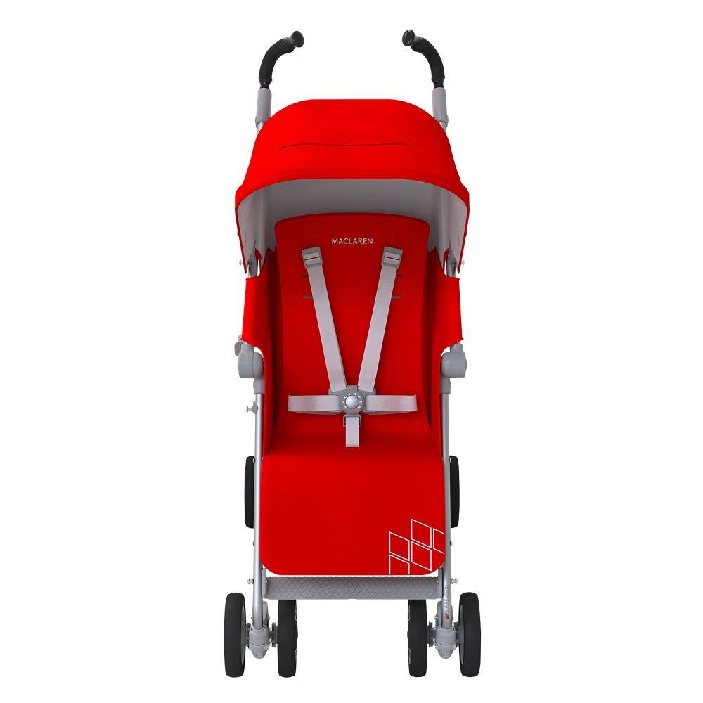 Maclaren Techno XT - Silla de paseo, color Cardinal/plata: Amazon.es: Deportes y aire libre