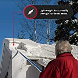 SNOWPEELER Roof Snow Removal Tool - 20 ft. Reach