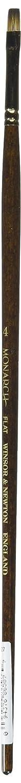 Size 12 Winsor /& Newton Monarch Filbert Long Handle Brush