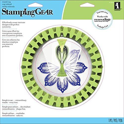 Inkadinkado Stamping Gear, Circle Wheel EKS 65-32021