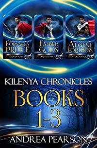 Kilenya Chronicles by Andrea Pearson ebook deal