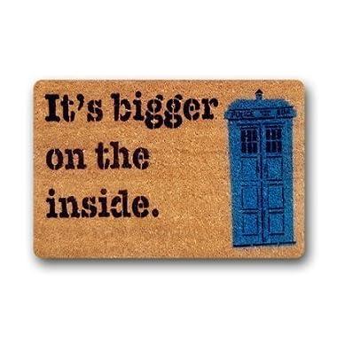 Doctor Who Custom Stylish Doormat(23.6X15.7)Non Slip Indoor/Outdoor Doormat