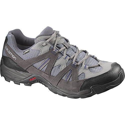 Salomon zapatillas de senderismo para hombre Gris - marrón claro