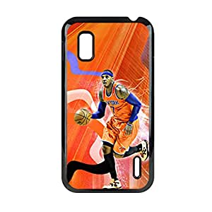 Print With Carmelo Anthony Defender Back Phone Covers For Girl For Lg Nexus 4 Choose Design 1