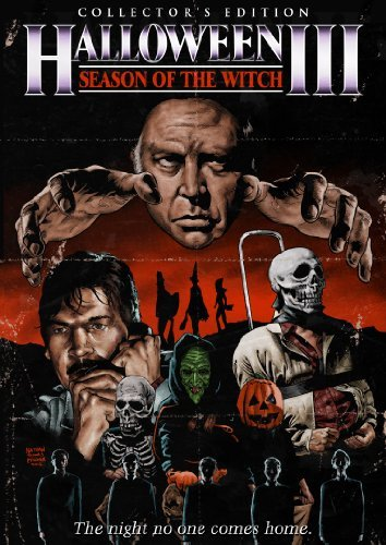 Halloween III: Season of the Witch (Collector's Edition) (Halloween 3 Season Of The Witch Online)