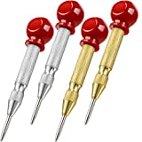 4 Pieces Automatic Center Punch 5 Inch Center