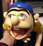 The original Jeffy puppet -  Evelinka Puppets From Beacon Art Studios