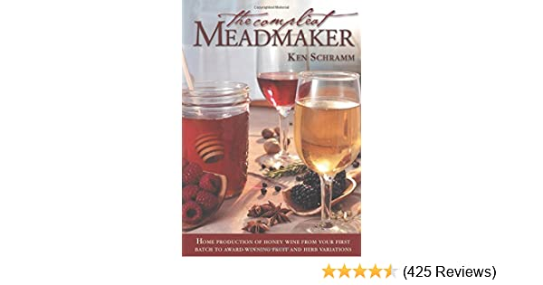 Introduction to Honey Mead Beverage Making Guide Instruction Manual Book