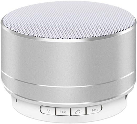 Henreal - Altavoz inalámbrico portátil con Bluetooth para ...