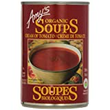 Amy'S Kitchen Organic Cream Of Tomato Soup, 398 ml
