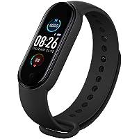 M5 Smart Fitness Tracker,rastreador de actividad Bluetooth con presión arterial monitor de frecuencia cardíaca,pulsera…