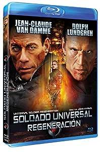 Soldado Universal: Regeneración BLU RAY 2009 Universal