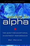 Searching for ALPHA, Ben Warwick, 0471348228