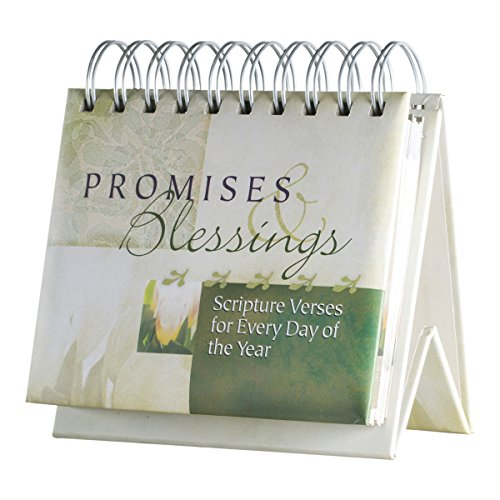 Flip calendar promises and blessings