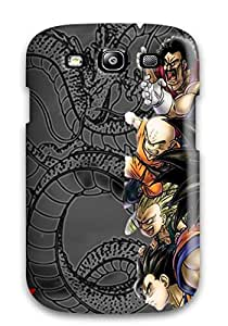 Charejen Galaxy S3 Well-designed Hard Case Cover Dbz Protector