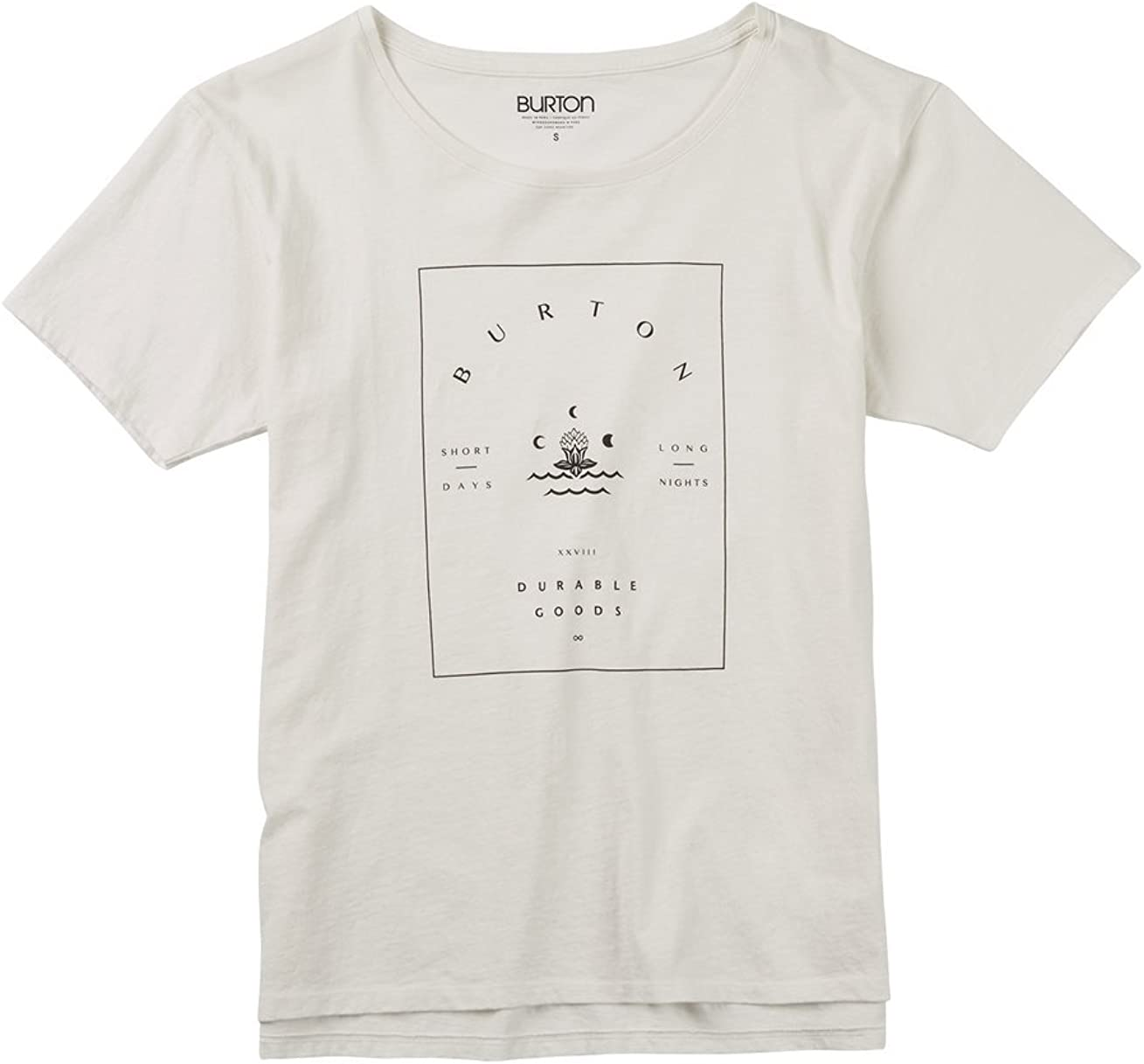Burton Night Lily tee – Camiseta