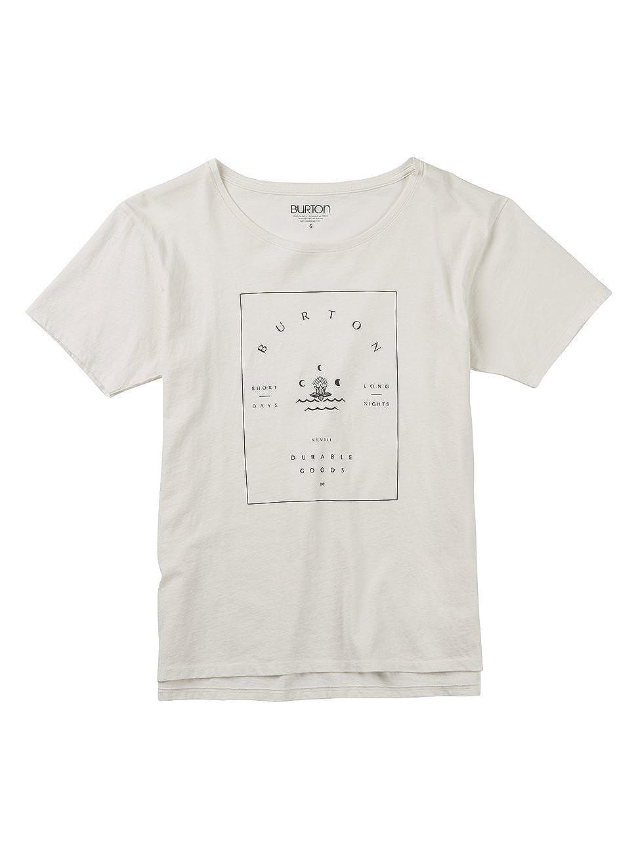 TALLA M. Burton Night Lily tee–Camiseta