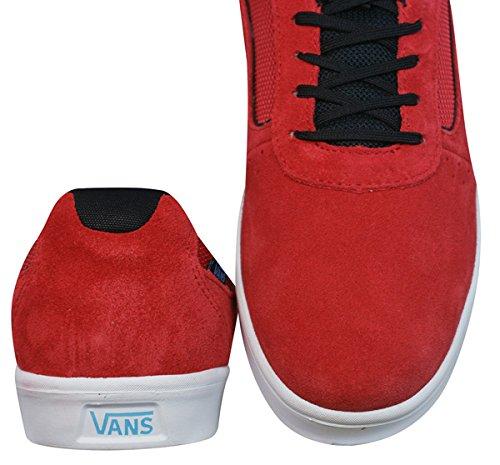 Numeral Vans Rojo Sneaker M Rouge p5wqnAPwxC