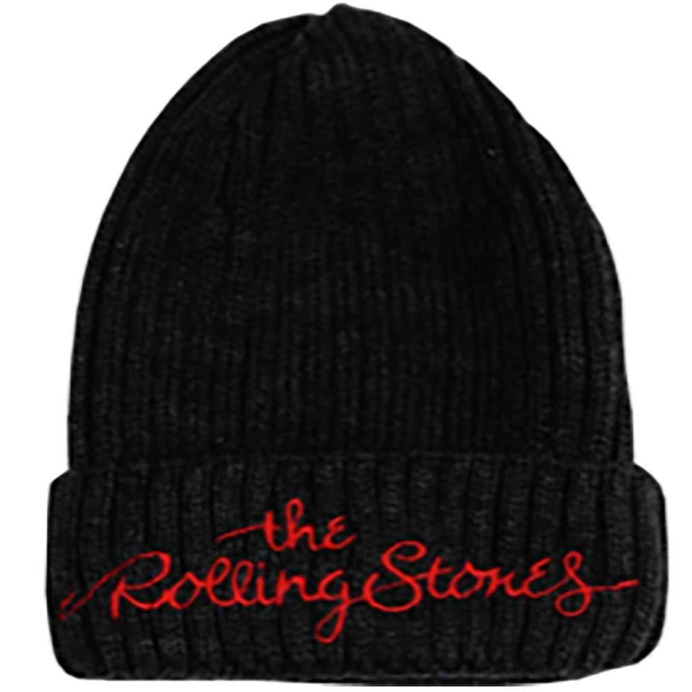 UWear The Rolling Stones Beanie Logo Berretti Cappelli
