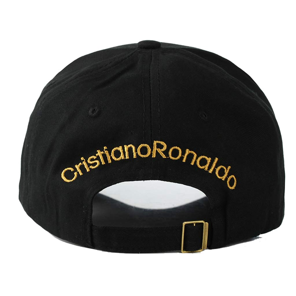 XXW Cristiano Ronaldo CR7 - Gorra de béisbol Snapback, Letras ...