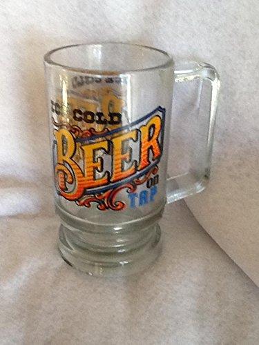 - Ice Cold Beer on Tap Beer Mug, Beer Mug